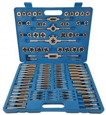 Tapping set metric and SAE 110-piece