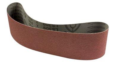 Sanding belts wood x10 pieces