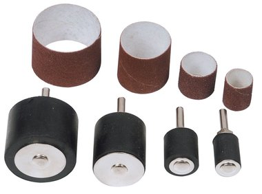 Set of 4 grinding-rollers