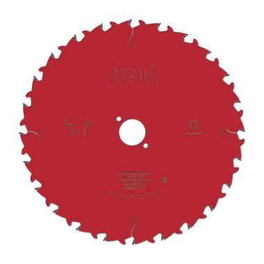 Saw blades for vertical panel saws - wood