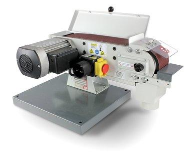 Belt sander - tabletop model 1.5kw