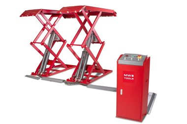 Scissor lift 3 tons 230v