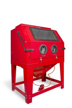 Sandblast cabinet 990 l