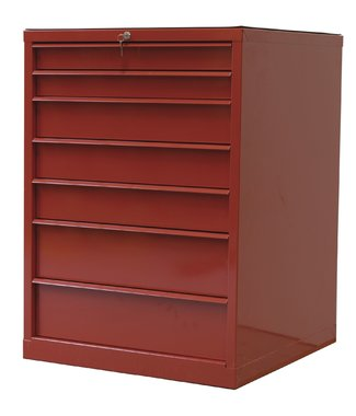 Cabinet of drawers 7 drawers 715x725x980mm