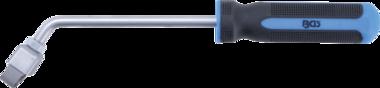 Gasket Scraper angled 155 mm