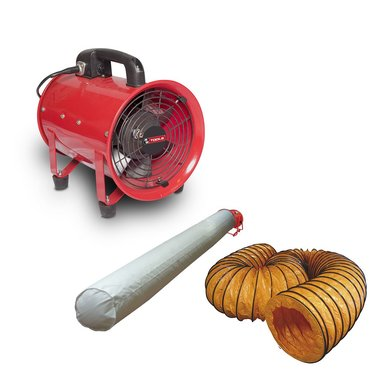 Fan 500 mm with accessories