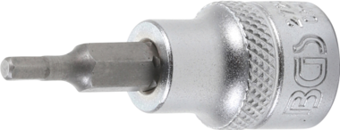 Bit Socket 10 mm (3/8) Drive internal Hexagon
