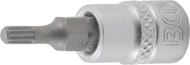 Bit Socket 6.3 mm (1/4) Drive Spline (for XZN)