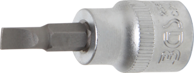 Bit Socket 10 mm (3/8) Drive Slot SL