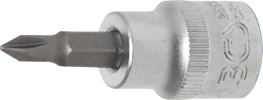 Bit Socket 10 mm (3/8) Drive Cross Slot