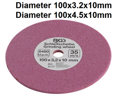 Grinding Disc for BGS-3180