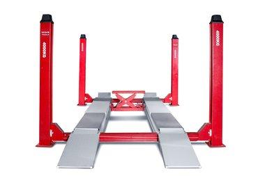 Hydraulic 4-post lift