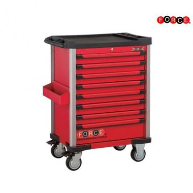Practical tool trolley 286 pieces