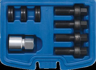 Thread Repair Kit for Wheel Studs & Wheel Nuts M12 & M14 8 pcs