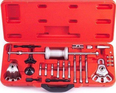 Puller heavy duty set