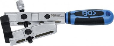 Pliers for Axle Boot Clamps for use with Torque Wrench 90a° angled