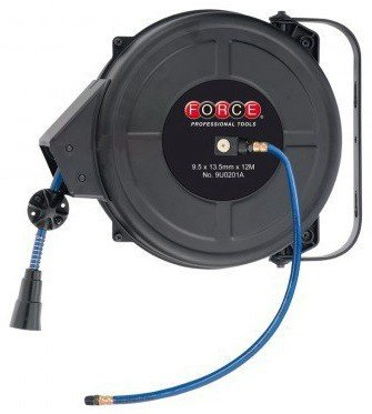 Automatic air reel for compressed air (3/8x12M)