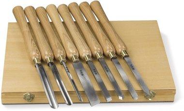 Wood cutter set 8 pcs