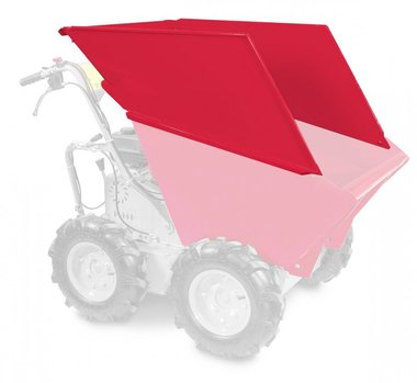 Elevation for minidumper MD300