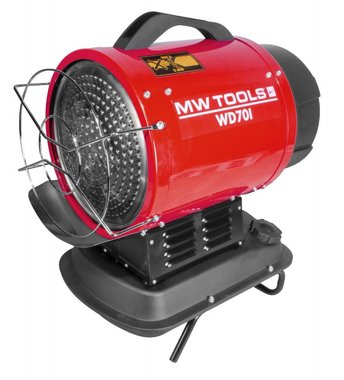 Infrared hot air blower 20kw
