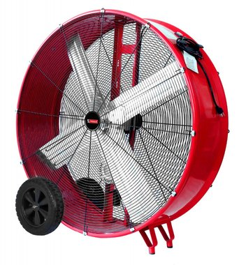 Large fan diameter 1200mm