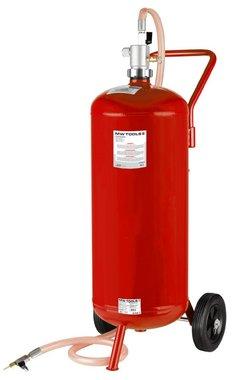 Mobile soda boiler 26 litres