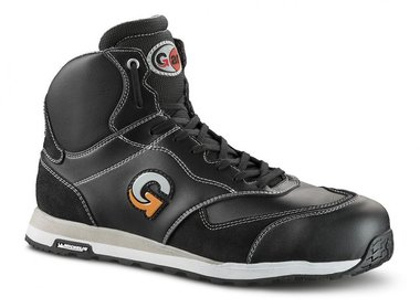 Safety shoes imola mid-S3 nero