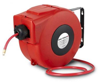 Compressed air hose reel 7m - 8 mm