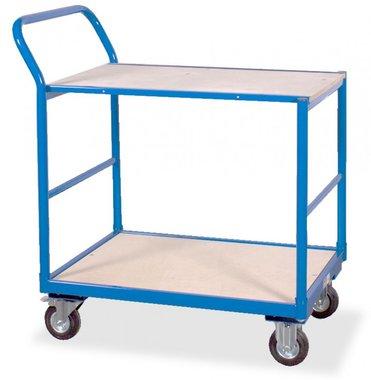 Shelf trolley 2 shelves 250kg
