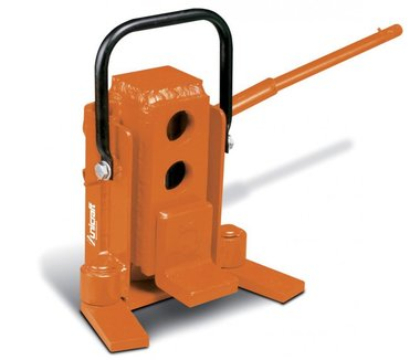 Machine jack with high capacity 8 tons