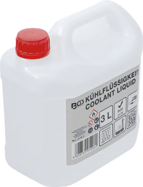 Coolant Liquid 3 liter for BGS 2170