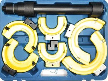 Universal steering knuckle spreader tool