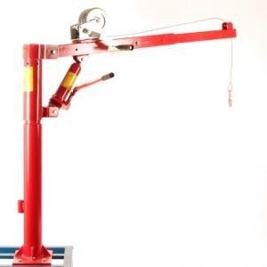 Trailer crane 450 kg