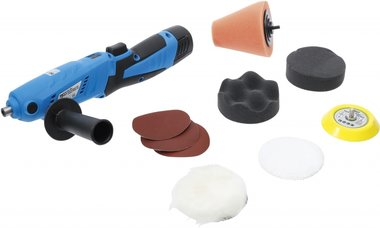 Cordless Polisher Set max. 2800 rpm 12 V - 1500 mAh