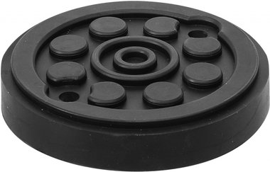 Rubber Pad for Auto Lifts diameter 120 mm