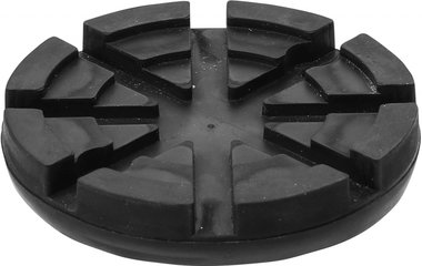 Rubber Pad for Auto Lifts diameter 125 mm