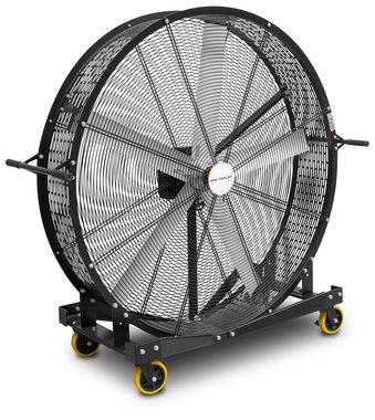 Industrial fan diameter 1500 mm