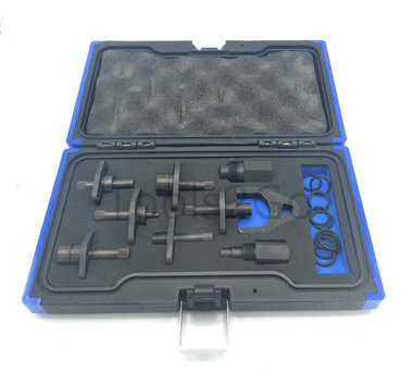 Adapter Set for Common-Rail Tester 9 pcs