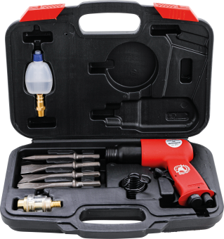 8-piece Air Hammer Kit