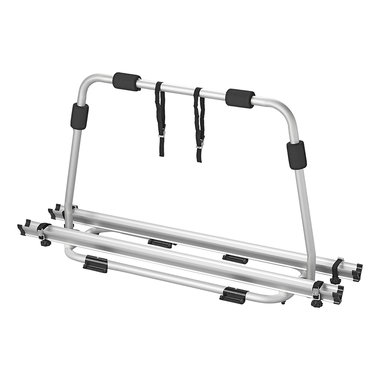 Drawbar bicycle carrier