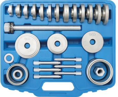 31-piece Wheel Bearing Tool Set