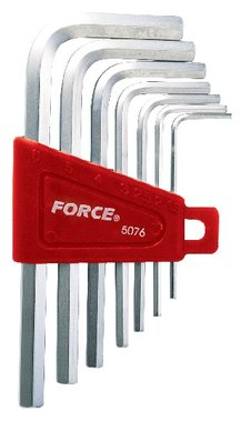 Hex key set 7pc