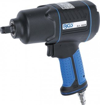 Air Impact Wrench 12.5 mm (1/2) 1200 Nm