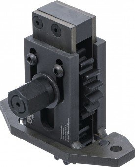 Flywheel / crankshaft turning tool for Iveco