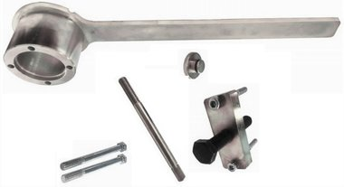 Crankshaft Pulley Tool Set for Jaguar / Land Rover