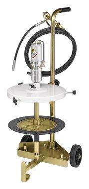 Mobile lubrication unit diameter 300 mm