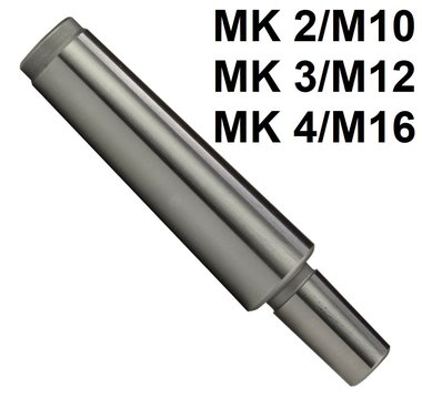 Conical mandrel mk with wire DIN228-A