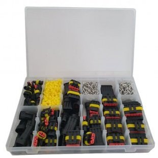 Cable Connector Assortment