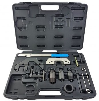 Engine timing tool set for BMW M41,M51,M47,M57