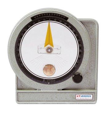 Oil-immersed goniometer - metal - 0.05°